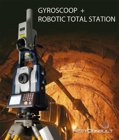 Sokkia GYRO01XII, Gyroscope  Total Stations