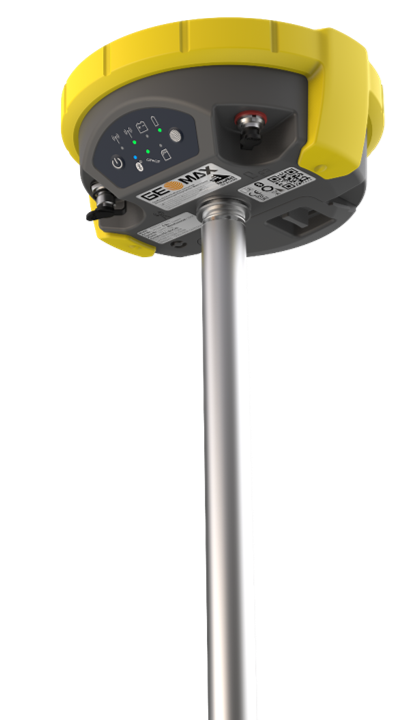 Verhuur GPS RTK rover systeem  (prijs per week)