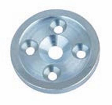 Centreerplaat voor driftnest 40 mm