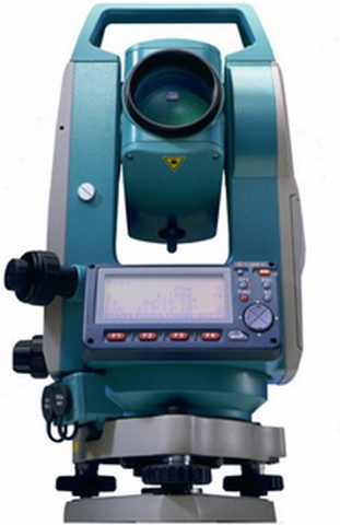 Sokkia SET630R, Reflectorloos Total Station