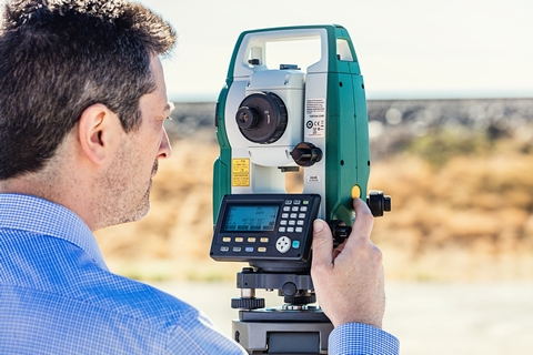 Sokkia CX-60 serie, Basis Total Station
