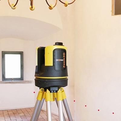 GeoMax Zoom3D Interieur