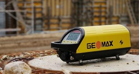 GeoMax Zeta125 rioollaser