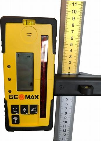 GeoMax ZRD105 digitale handontvanger