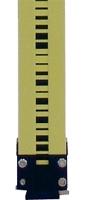 Invar barcode baak 2 meter Sokkia