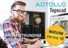 Adtollo Topocad 18 Netwerkvereffening (extra op basis)