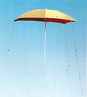 Landmeters paraplu