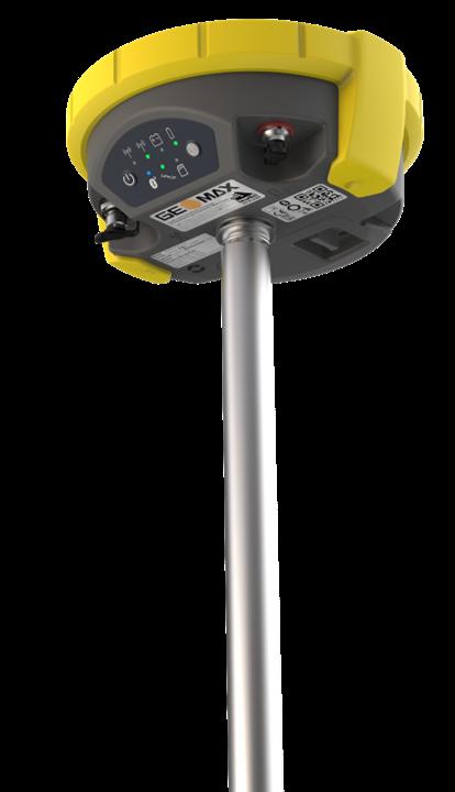 Huur GeoMax  GPS rover  (prijs per week)
