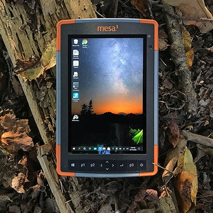 Mesa3, Windows 10 tablet