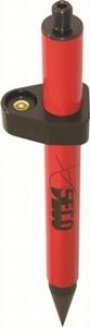 Mini uitzetstok (390mm) met doosniveau en 5/8  schroefdraad