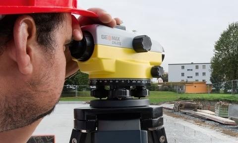 GeoMax ZAL232, PRO bouw waterpasinstrument, 32x kijkerv.