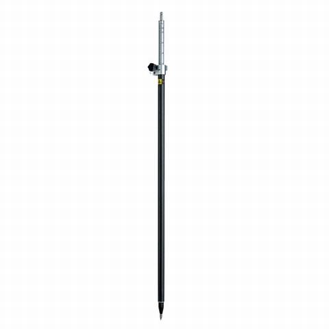 Robotic prismastok composiet/aluminium, 142-250cm (bajonet)