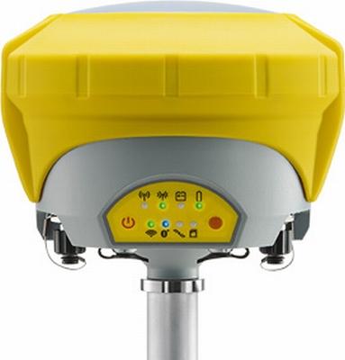 GeoMax Zenith35 PRO, Demo GNSS incl Tilt correctie