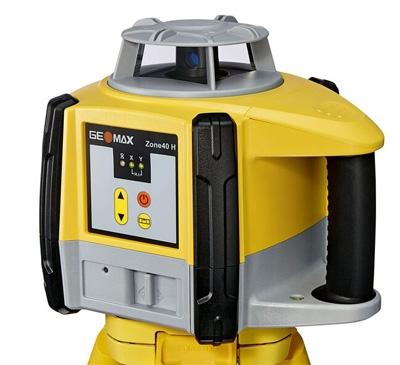 GeoMax Zone40H, Horizontaal laser