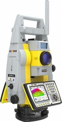"GeoMax Zoom90, 2"" 500m, Demo Robotic"