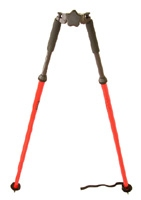 Bipod met duimbediening, 109 cm t/m 180 cm