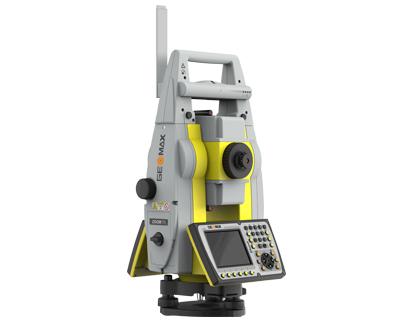 Huur GeoMax Robotic systeem (prijs per week)