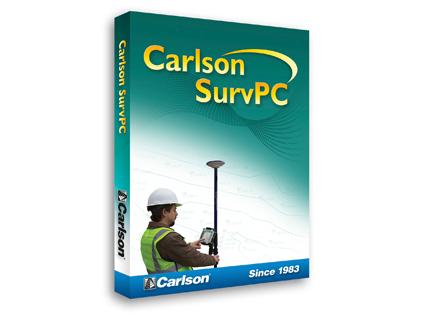SurvPC, alleen GPS
