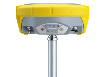 GeoMax Zenith16, 181 kanalen GPS+ Glonass, BeiDou, Galileo