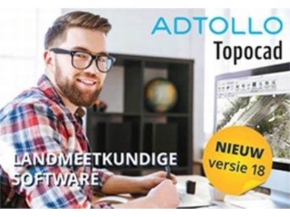 Adtollo Topocad 20 Volume